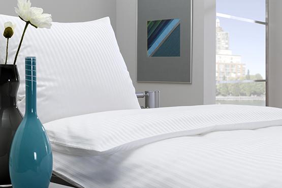 Antiallergische Decken und Kissen