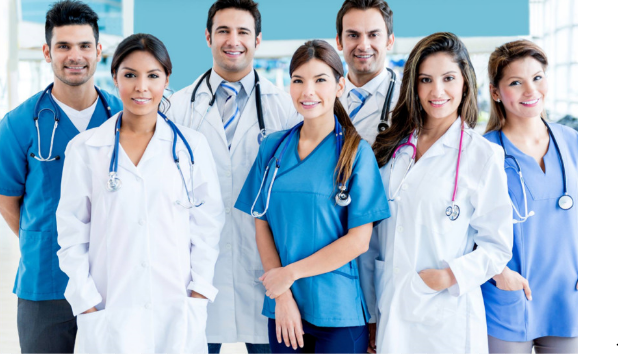 Berufsbekleidung für den Bereich Medizin und Pflege