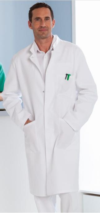 Herren Arztkittel und Laborkittel