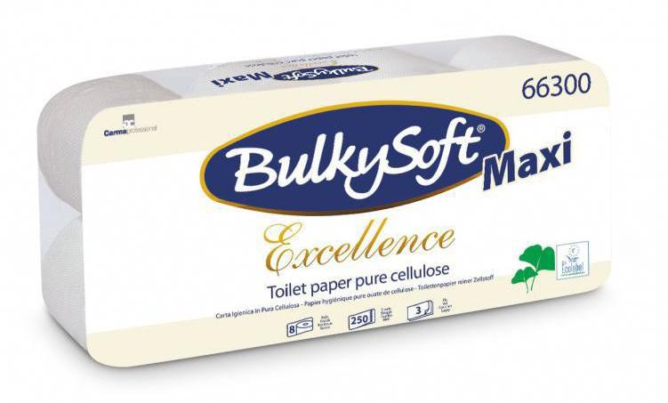 BulkySoft Toilettenpapier