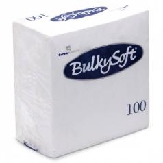 BulkySoft Servietten 33 x 33 cm, 2-lagig