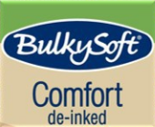 BulkySoft Comfort de-inked / Recycling