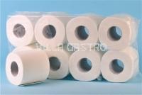 San Gottardo Budget Toilettenpapier Sack mit 72 Rollen