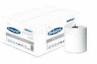 Papierhandtuchrolle BulkySoft, 100% Zellstoff 3-lagig, weiss