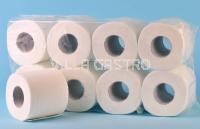Toilettenpapier neutral, 100% Zellstoff, 3-lagig, weiss