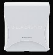 Dispenser Essentia für 2x Einzelblatt Toilettenpapier