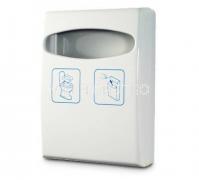 Toilettensitzauflage-Dispenser BulkySoft weiss