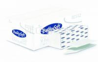 Papierhandtücher BulkySoft, M-Falz, 100% Zellstoff 2-lagig, weiss
