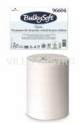 Midi-Reinigungsrolle BulkySoft, 100% Zellstoff, 1-lagig