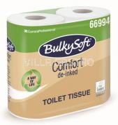 Toilettenpapier BulkySoft Comfort Recycling de-inked 2-lagig, weiss