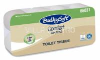 Toilettenpapier BulkySoft Comfort Recycling de-inked 3-lagig, weiss, blauer Engel zertifiziert