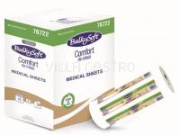 Ärzterollen BulkySoft Comfort, Recycling de-inked 2-lagig, weiss