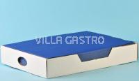 Tischset Prima, 100% Recycling, 1-lagig, blau