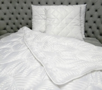 San Gottardo Stripe Damast Synthetic Duvet