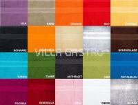 Waschhandschuh Frottée Color Eco 17 x 24 cm