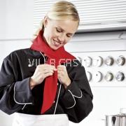 Halstuch-Dreiecktuch 65% Polyester / 35% Baumwolle