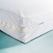 Matratzenschutzbezug mit Reissverschluss