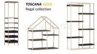 Toscana Gold Regal Zig Zag