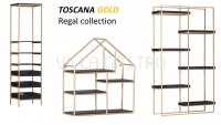 Toscana Gold Wandregal House