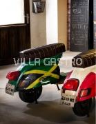 Barhocker Roller Jamaica