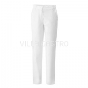 Damenberufshose, 65% Polyester, 35% Baumwolle, 2er Pack