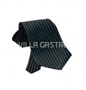 Krawatte, Nadelstreifen, 100% Baumwolle