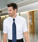 Oberhemd mit kurzem Arm , 100% Baumwolle