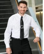 Oberhemd mit langem Arm, 100% Baumwolle