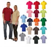 Polo-Pique-Shirt für Damen und Herren, 10 Stk.
