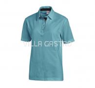 Polo-Shirt Unisex-Grössen für Damen & Herren, Baumwolle/Elastan