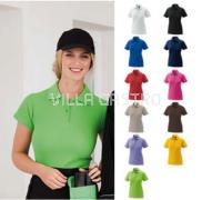 Damen Polo-Pique-Shirt, 1/2 Arm