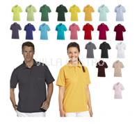 Polo-Piquet-Shirt mit 1/2 Arm, verschiedene Farben